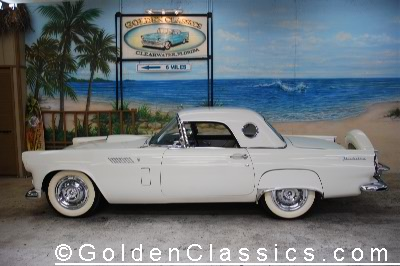 1956 FORD Thunderbird CV