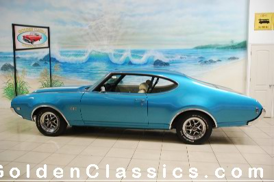 1969  OLDSMOBILE  442 Coupe CLICK HERE FOR PHOTOS in a NEW WINDOW
