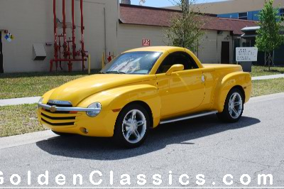 2004  TRUCK  Chevy SSR CLICK HERE FOR PHOTOS in a NEW WINDOW