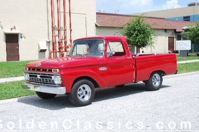 1966  TRUCK  Ford F 100 CLICK HERE FOR PHOTOS in a NEW WINDOW