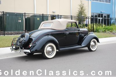 1936  FORD  Rumble Seat Roadster CLICK HERE FOR PHOTOS in a NEW WINDOW