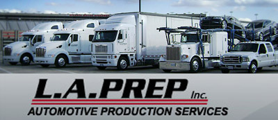 LA Prep Inc. Auto Carriers